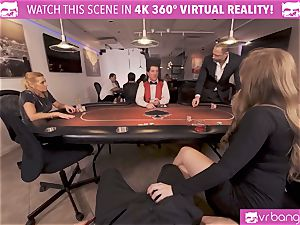 VRBangers.com-Busty honey is humping hard in this agent