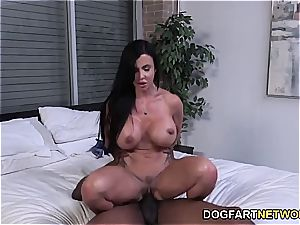 beans Jade goes ebony In Front Of Her Stepson