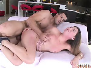 father homemade tough xxx Melissa Moore pleads For rough bang-out