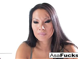 Asa's Zombie anal internal ejaculation